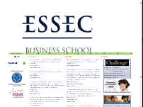 ESSEC, Ecole de Commerce