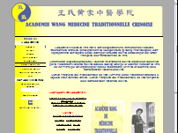 Acad�mie Wang Medecine Traditionnelle Chinoise