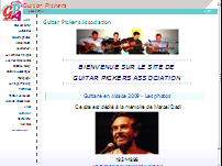 Guitar Pickers Association