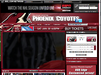 Phoenix Coyotes