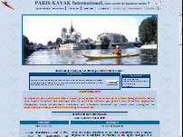 Paris kayak international