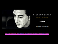 Site officiel de Richard Berry
