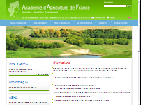 Acad�mie d'agriculture