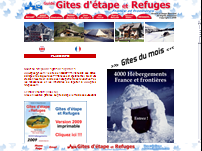 Gîtes refuges