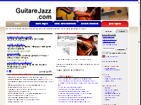 Guide guitare jazz
