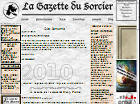La Gazette du Sorcier