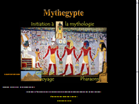 Mythes Egypte