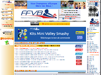 F�d�ration Fran�aise de Volley-Ball