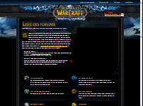 Forums World of Warcraft Europe