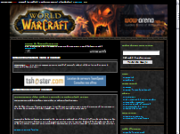 Guide World of Warcraft Arena