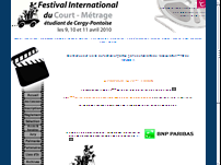 Festival international du court-m�trage �tudiant de Cergy-Pontoise