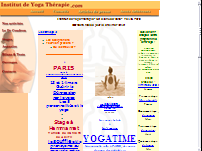 Institut de Yoga Th�rapie