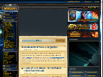 Site officiel World of Warcraft