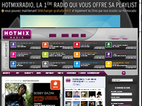 Hot mix radio