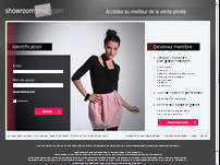 Showroom priv�