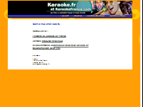 Karaoke France