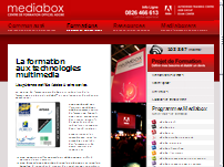 Centre de formation Mediabox