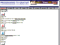 Programme TV gratuit