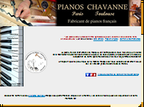 Pianos Chavanne