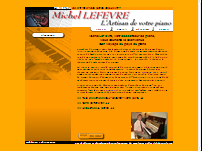 Michel Lefevre, accordeur de piano
