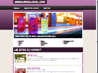 Annuaire alcool