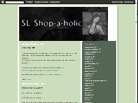 SL Shopaholic