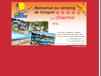 Camping caravaning du Conguel Bretagne