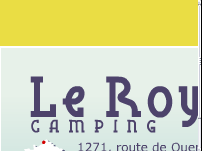 Camping Le Royon