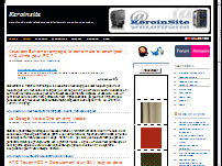 Keroinsite web et informatique