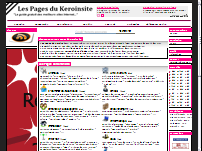 Pages du Keroinsite