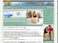 Azur devis demenagement