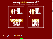 Dating Advice Secrets