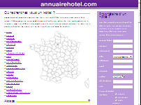 Annuaire Hotel