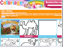 Coloriages B�b�s Animaux
