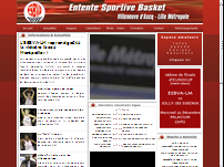 Entente Sportive Basket Villeneuve d'Ascq