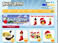 Boutique Angry Birds