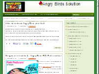 Angry Birds Solution