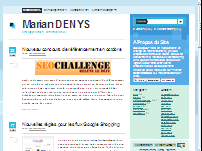 DENYS Marian - Dveloppeur Wordpress