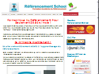 Referencement School