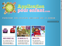 Application Android pour enfant