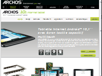 Tablette Archos