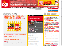 F�d�ration CGT du Commerce