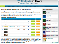Blackjack en France