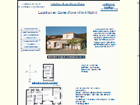 Location Corse villa