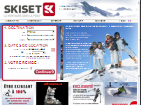 Skiset